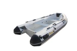 aluminium hull inflatable boat