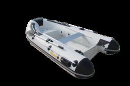 Aluminium Hull inflatable boat 3m