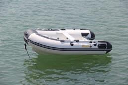 Aluminium Hull inflatable boat 2.5m